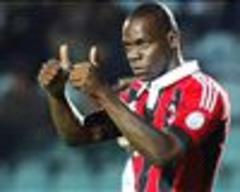 Balotelli set for Manchester City reunion