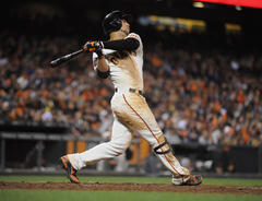 San Francisco Giants rally past San Diego Padres