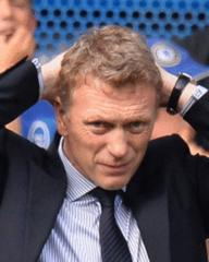 David Moyes set for Manchester United bow at Swansea