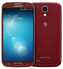 Red Aurora Samsung Galaxy S4 Lands On AT&T