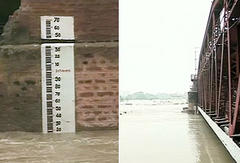 Flood threat in national capital looms large with Yamuna flowing above danger mark