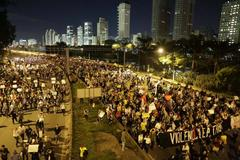 Thousands on Sao Paulo streets as Brazil protests against public spending continues