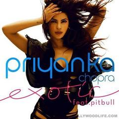 Does Priyanka Chopra look Exotic on the cover of her new single?
