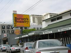 former owner of west hollywood's barney's beanery dies at 87