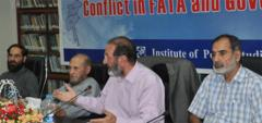 Pakistan: FATA woes related to absence of governance, WoT