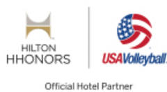 usa volleyball, hilton hhonors renew sponsorship