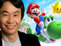 Miyamoto says devs should avoid games that look and feel the same