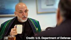 Karzai Suspends U.S. Negotiations Over Taliban Talks