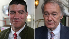 ed markey take double digit lead in massachusetts special election