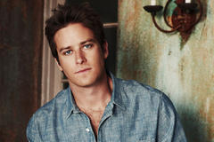 Fifty Shades of Grey Movie: Armie Hammer Talks About Christian Grey Role
